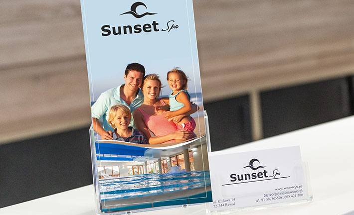 Hotel w Rewalu Sunset SPA